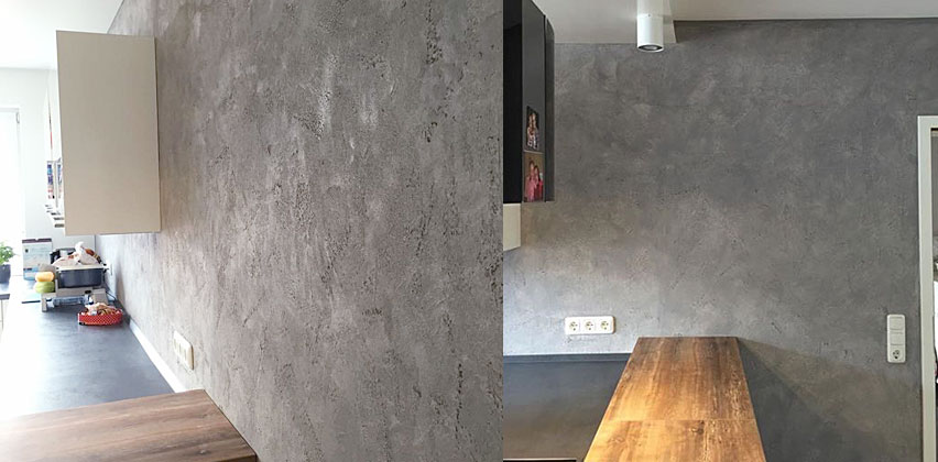 Malermeister wandrach - Wandgestaltung innen ...